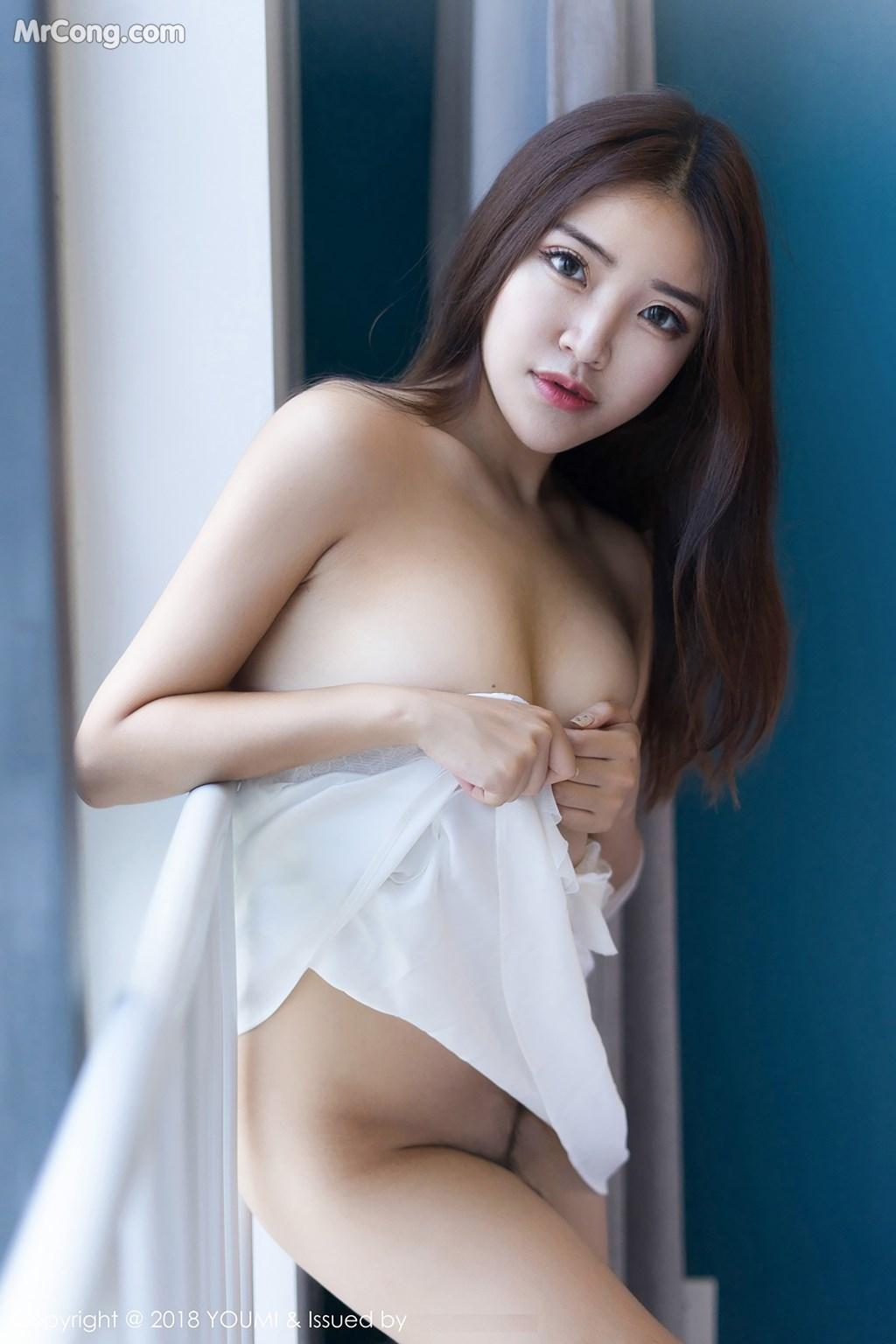 Image YouMi-Vol.232-MrCong.com-007 in post YouMi Vol.232: Người mẫu 拉菲妹妹 (45 ảnh)
