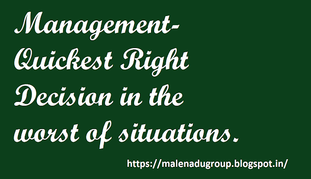 Management lessons through quotes