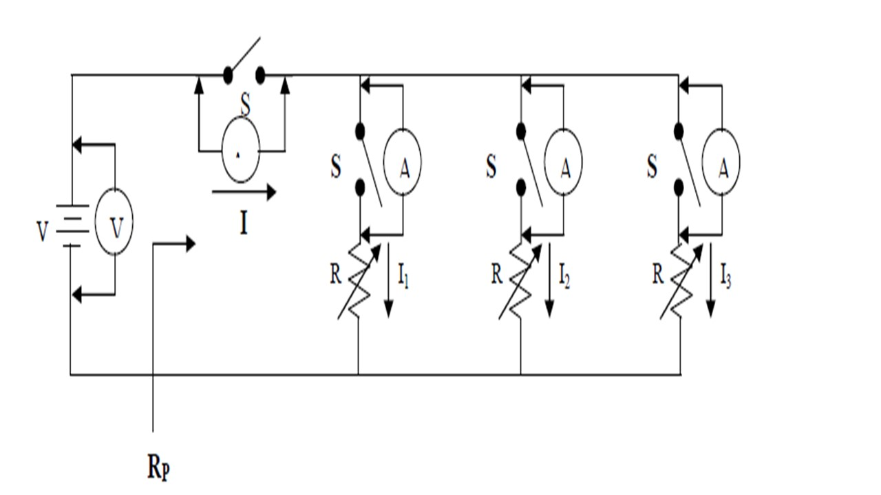 current divider dc circuits