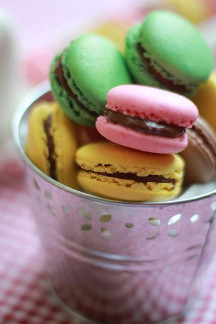 Resepi Macaroon Coklat