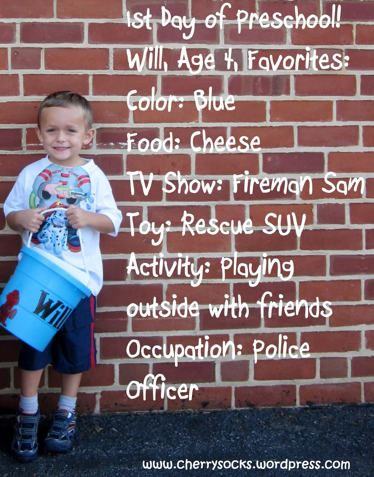 first day of preschool favorites for blog - First Day Of Kindergarten Quotes