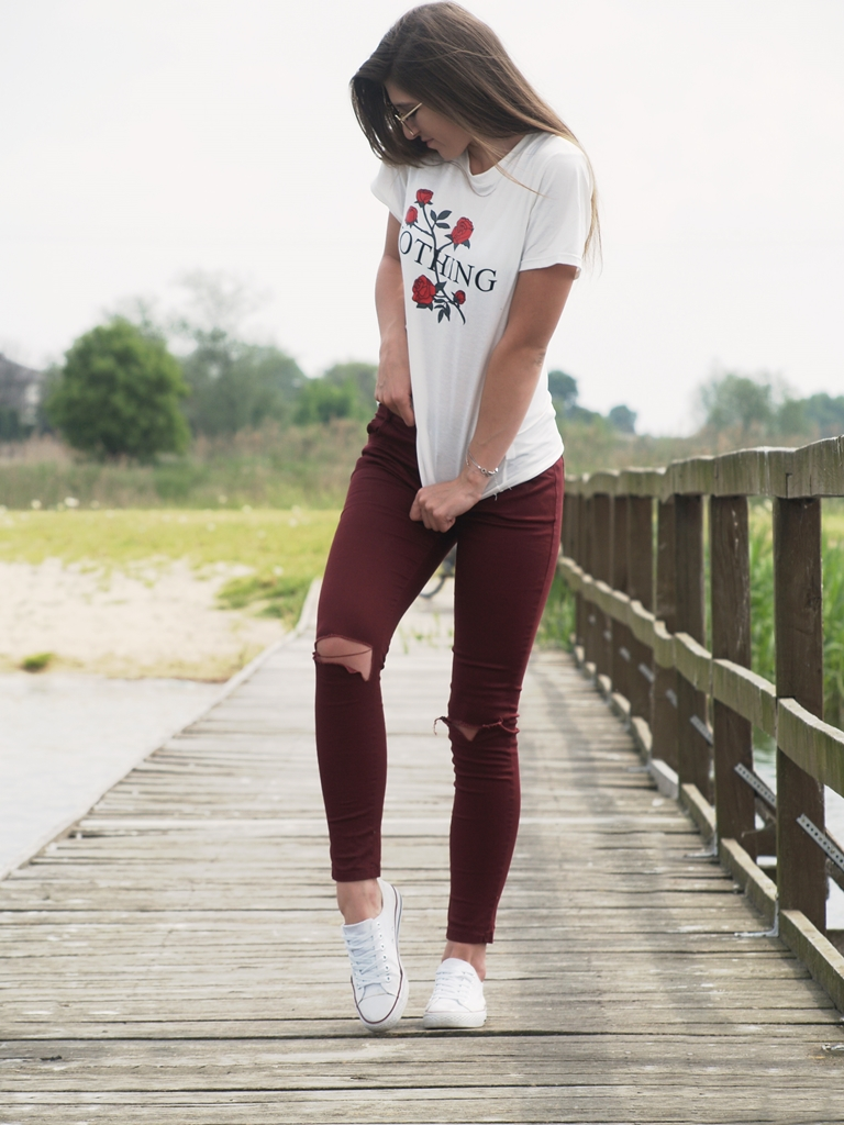 RED OOTD | lovelywholesale