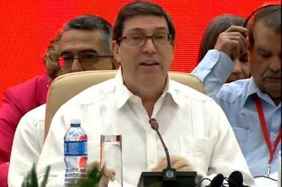 Expone canciller cubano resultados de XV Consejo Político del ALBA