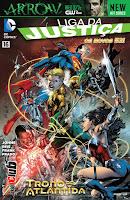 Os Novos 52! Liga da Justiça #16