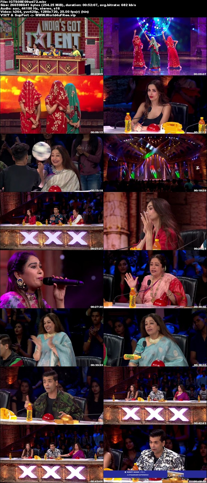 India's Got Talent S08 Episode 09 720p WEBRip 250mb x264 world4ufree.funtv show India's Got Talent Season 8 Star Plus tv show HD 720p free download or watch online at world4ufree.fun