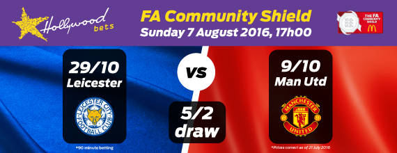 Betting-preview-for-the-2016-community-shield-being-contested-between-Leicester-And-Man-United