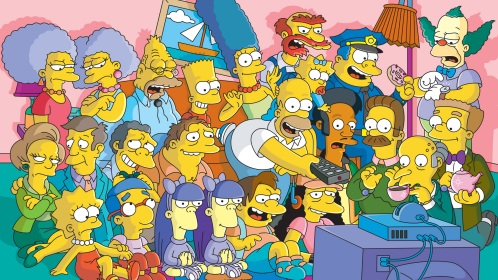 The Simpsons 27° Temporada