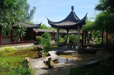 La blogazette des ulis et du hurepoix le jardin for Jardin japonais yvelines
