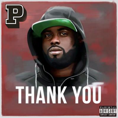 P Money - Thank You EP Cover
