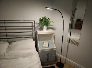 Henzin 9w Led Reading Lamp Review
