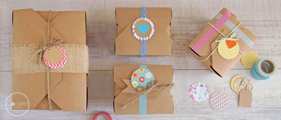 cajitas para regalos