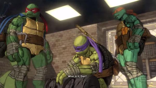 Teenage Mutant Ninja Turtles Mutants in Manhattan Full Version