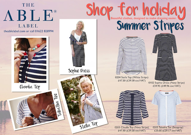 Shop for holiday - stripes