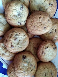 Chocolate chip cookies – amerykańskie ciasteczka