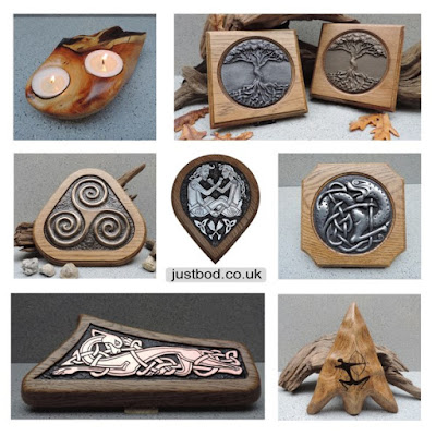 Unique Handcrafted Gifts in Wood from Justbod
