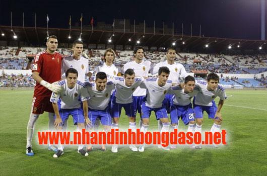 Almeria vs Zaragoza www.nhandinhbongdaso.net