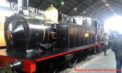 Actividades con niños: Visita al Museo del Ferrocarril de Madrid