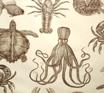 octopus fabric