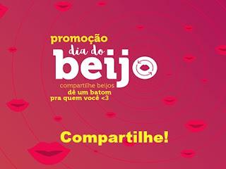 Promoção Dia do Beijo Quem disse Berenice 2017