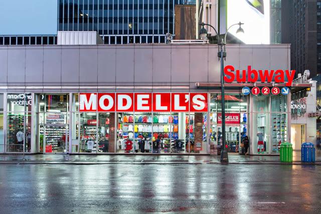Modell's em Nova York