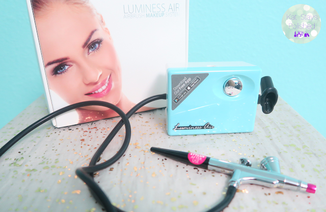 Luminess Air Legend - Airbrush Makeup System | Kat Stays Polished