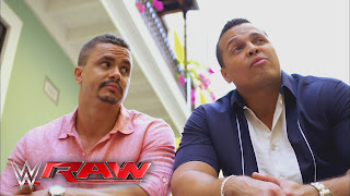 Primo Epico Puerto Rico WWE Monday Night