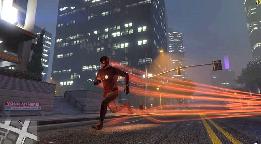 Batman & the flash: hero run for android download apk free.