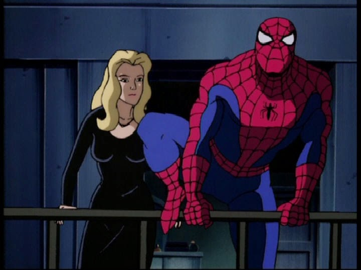 TVAnimatedSeries: Spider-Man: The Animated Series