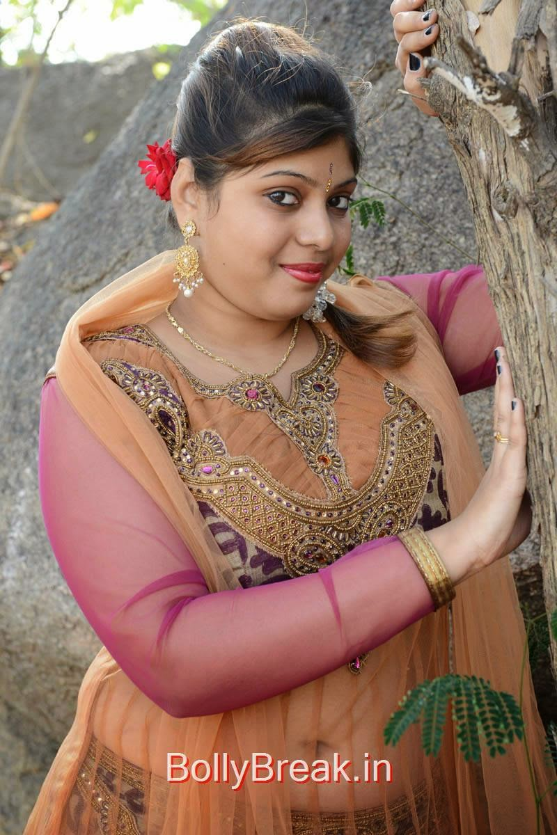 Haritha Photoshoot Stills, Actress Haritha Hot Pics In Churidar