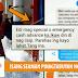 Isang Seaman ang hindi Makapaniwala sa naging Sagot ng kanyang Misis!
