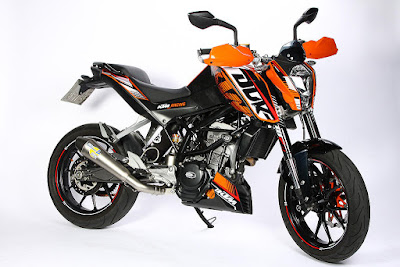 up coming 2016 KTM Duke 125 HD image