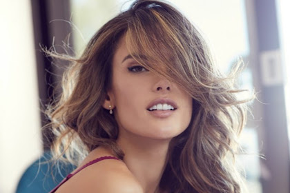Alessandra Ambrosio smoulders for Lascana Spring/Summer Latest Campaign
