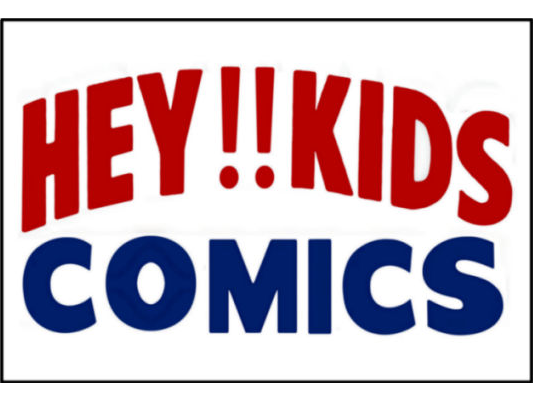 Hey!! Kids Comics