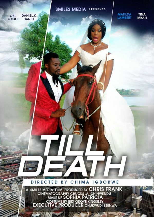 "Can their Young Love Survive Cancer? Daniel K Daniel, Matilda Lambert, Tina Mba & More star in ""Till Death"" 