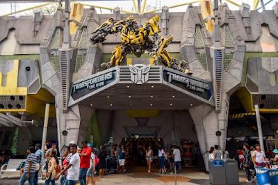 Liburan Bersama Anak Anda Ke Wahana Terbesar Universal Studio Singapore Dengan Paket Wisata
