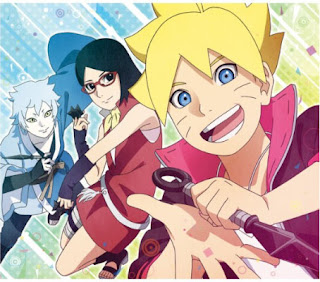 KANA-BOON - Baton Road | Boruto: Naruto Next Generation Opening 1 Theme Song