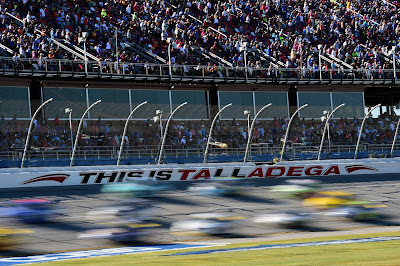 Full #NASCAR Weekend Schedule for Talladega