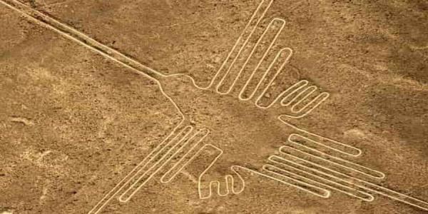 Τι θα γινόταν αν επέκτεινες της γραμμές Nazca; ΔΕΝ φαντάζεστε που καταλήγουν!!! [Βίντεο]