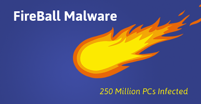 Image result for fireball malware