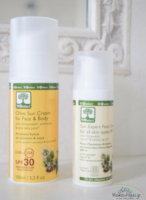 bioselect organic products