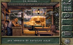 Pantallazo videojuego Black Sect