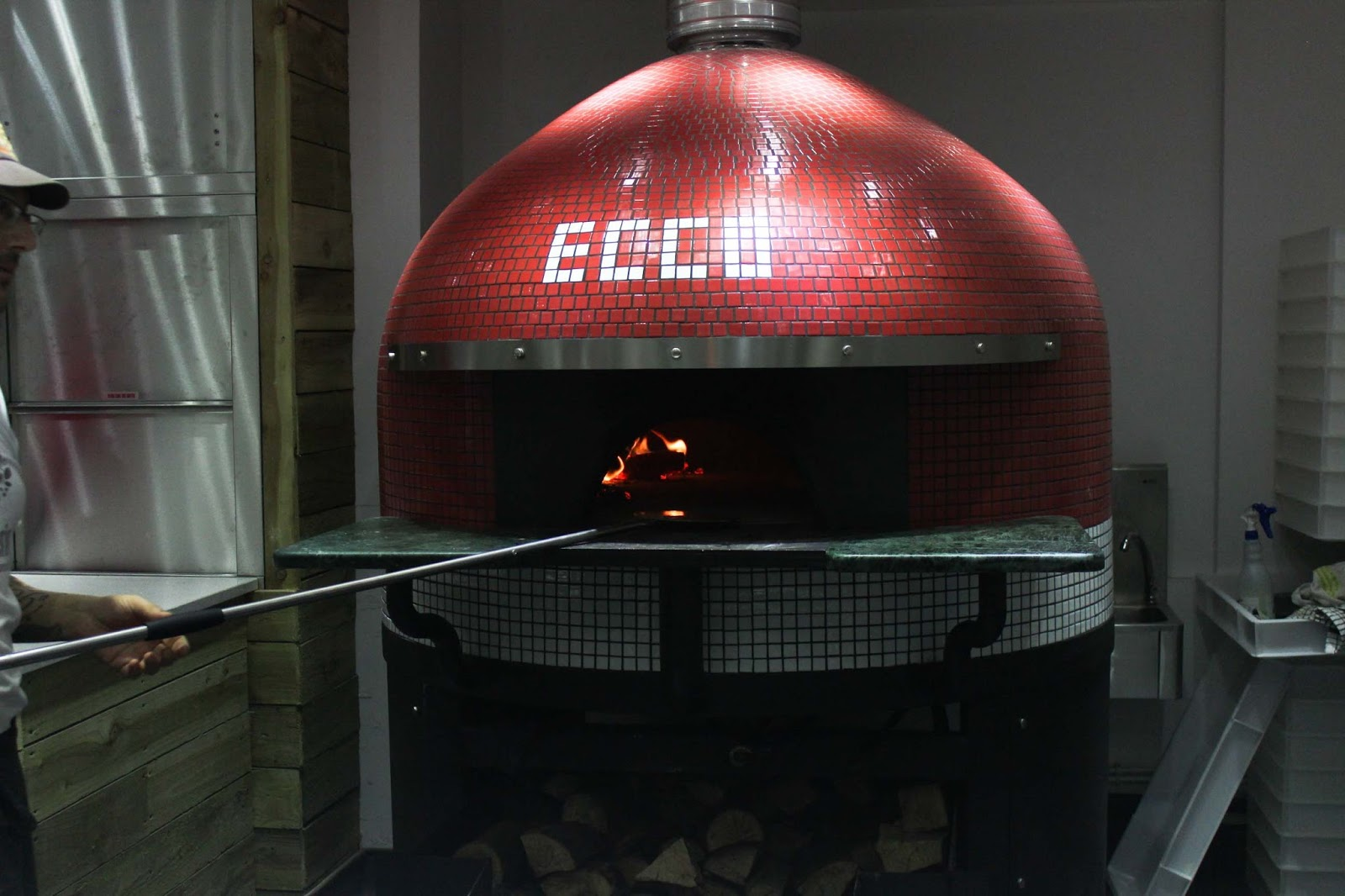 stone bake oven