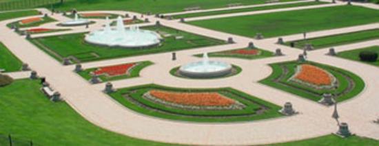 Gone Gardening Garfield Park Conservatory And Sunken Gardens