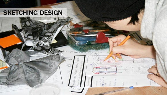 Fashion Design Different Elements Of Design Textile Learner