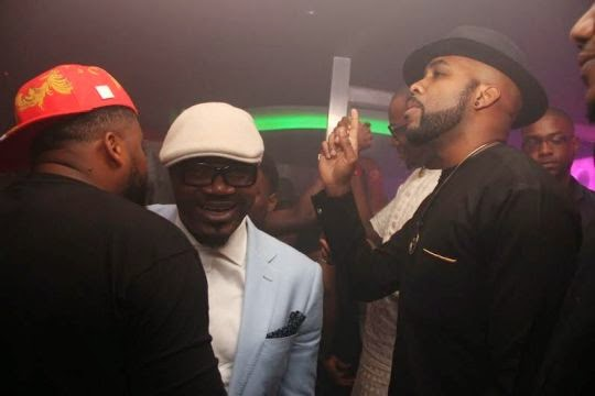 0 Grammy winning DJs, Black Chiney & DJ Snoop Da Damaja shut down Club Quilox for Heineken Green Light party