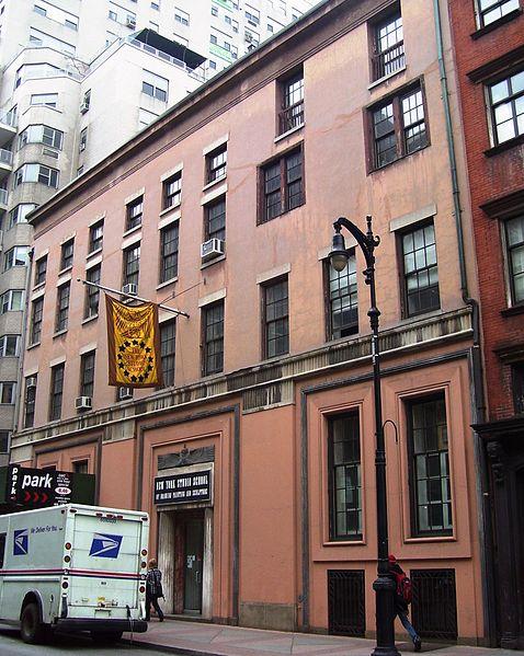 Restaurants Near The Whitney Museum Ny