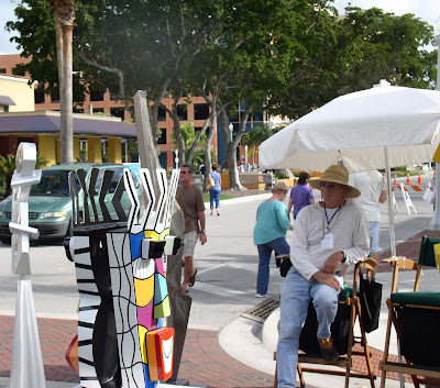 Walkabout With Becky Artfest Fort Myers