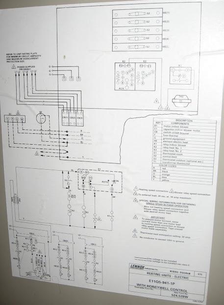 Diagram Heat Wiring Sequencer Dpdt on