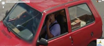 Street View: Μερικές από τις πιο απίθανες, ξεκαρδιστικές ή αλλόκοτες λήψεις των Google Cars