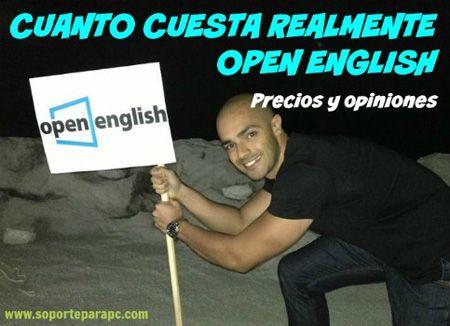 cuanto cuesta open english gratis
